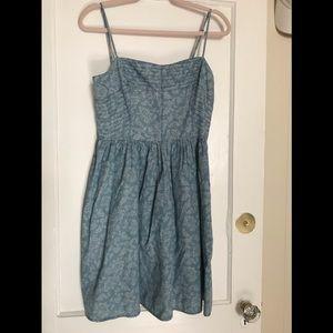 Adorable Jean-type Dress NWT